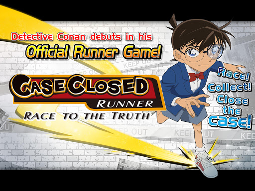 Case Closed Runner: Race to the Truth  screenshots 6