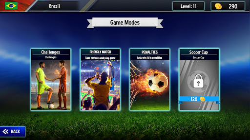 Play Soccer Cup 2020: Dream League Sports android2mod screenshots 5
