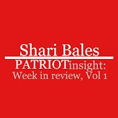 Patriot Insight: Week in Review, Vol. 1