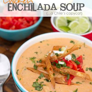 Chicken Enchilada Soup (a Chili'S Copycat) Recipe
