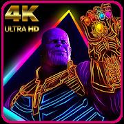 Thanos Wallpaper 4K icon