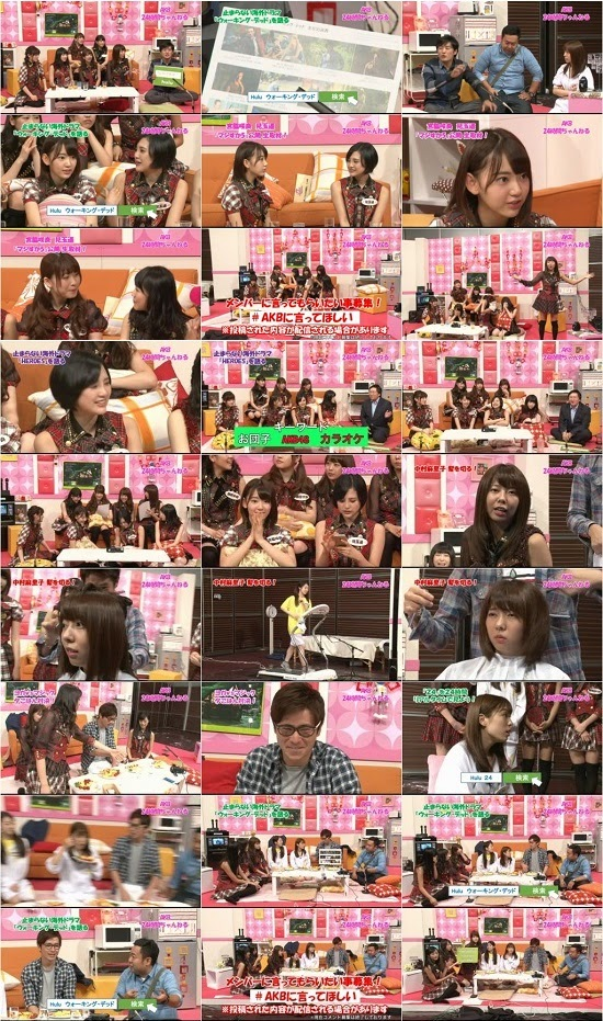 (TV-Variety)(720p) AKB 24 Hours Channel Vol.4 5 6 7 8 9 151121