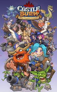 تحميل لعبة Castle Burn – RTS Revolution مهكرة الاصدار الاخير 9