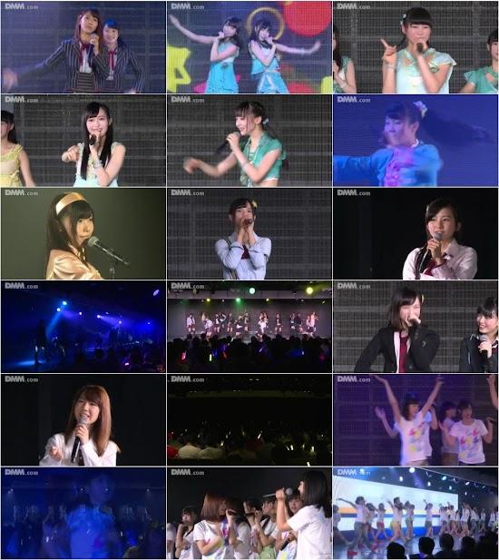 (LIVE)(公演) NGT48 チームNIII 「パジャマドライブ」公演 高橋真生 生誕祭 160604