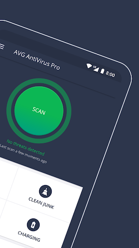 AVG AntiVirus 2019 for Android Security Free 6.19.1 screenshots 2