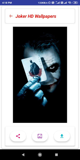2020 Full Hd Joker Wallpapers Videos Android App Download Latest