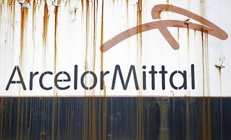 ArcelorMittal's logo is seen on an old train in Zenica, Bosnia and Herzegovina. File photo: REUTERS