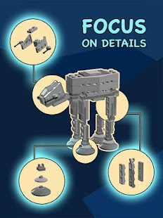 Instructions for LEGO® toys- screenshot thumbnail