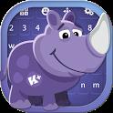 Rhino Keyboard Theme icon