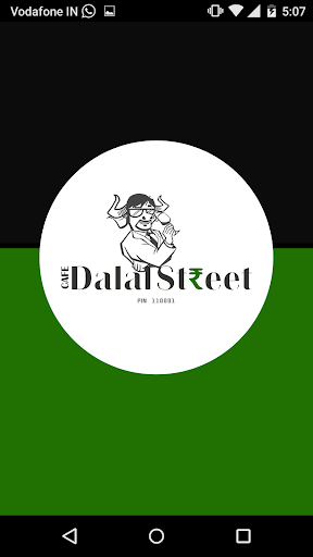Cafe Dalal Street app (apk) free download for Android/PC/Windows screenshot