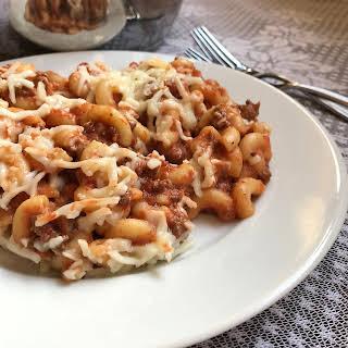 Spaghetti Macaroni And Cheese Recipes.