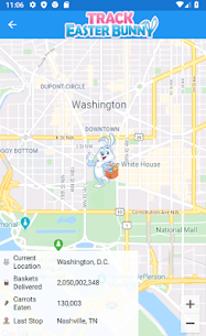 Easter Bunny Tracker – Where is the Easter Bunny? 4