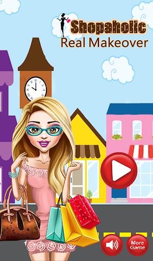 Shopaholic Girl Real Makeover