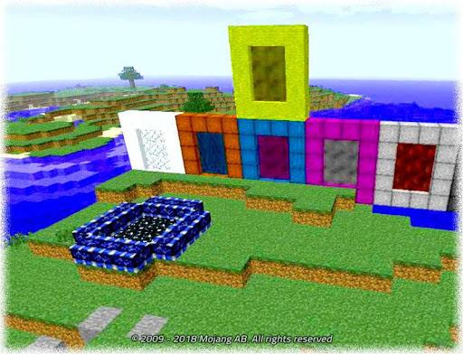 New Portal Mod for Minecraft v2.5.68 screenshots 1