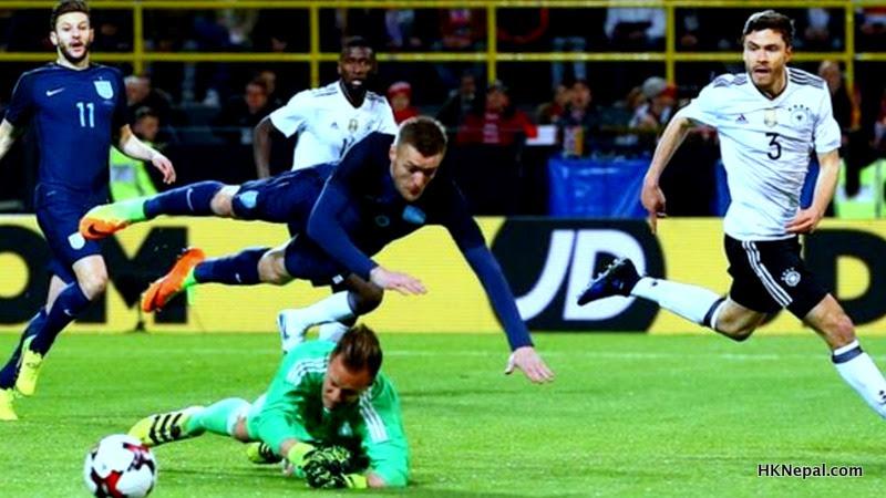 इङ्ल्यान्डलाई १-० ले हराउदै जर्मनीले चुम्यो अन्तर्राष्ट्रिय मैत्रीपूर्ण खेलको उपाधि