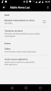 Rádio Nova Luz for PC-Windows 7,8,10 and Mac apk screenshot 4