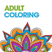 Coloring-Adult Colouring Book