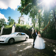 Wedding photographer Aleksandr Sergeev (Feast). Photo of 07.11.2017
