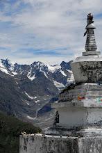 Photo: stupa prop del Rohtang la
