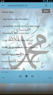 Full Sholawat Nabi Hadroh - náhled