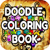 Doodle Coloring Book Free