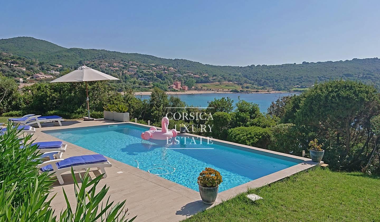 Villa avec piscine Coti-Chiavari