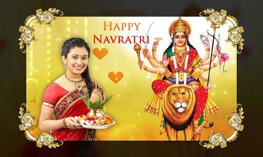Navratri Photo Editor screenshot 1