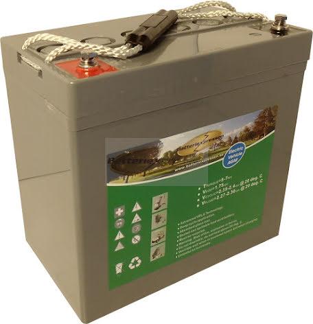 AGM batteri 12V/65Ah,CCA462A