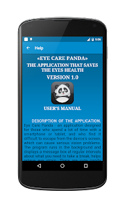 Eye Care Panda screenshot 3
