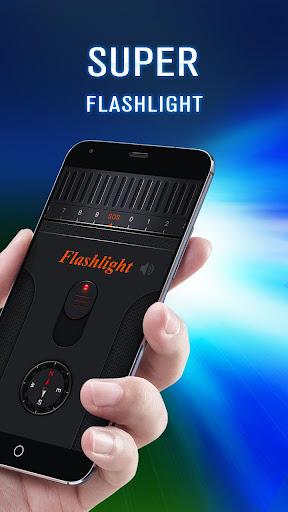 Flashlight - Bright LED Flashlight 2.6 Screenshots 3