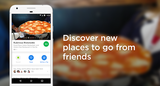 Foursquare Swarm: Check In  screenshots 4