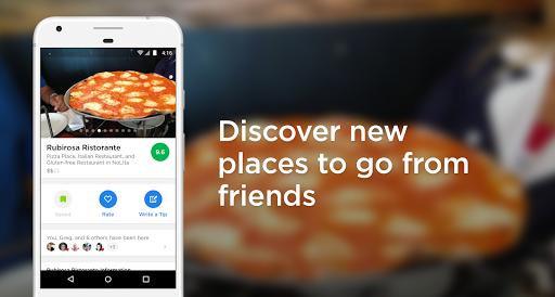 Foursquare Swarm: Check In screenshot 4