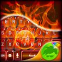 Fire Keyboard icon