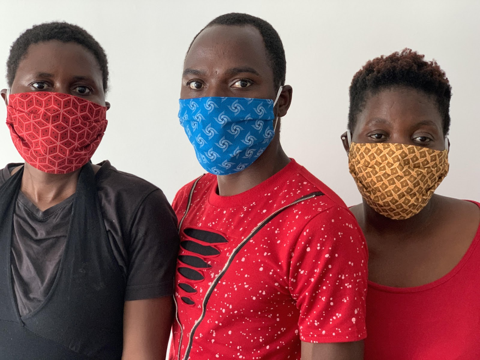 Shield Face Masks to curb the spread of Covid-19.