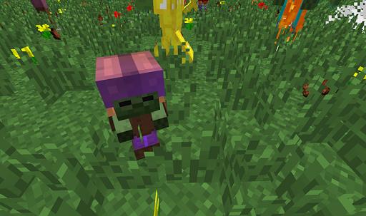 Zombie Town Minecraft