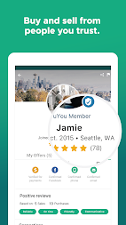 OfferUp - Buy. Sell. Offer Up APK screenshot thumbnail 16