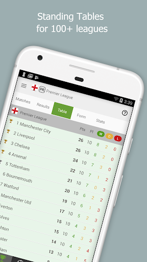 Football Data - Stats,Matches,Results,Live Scores 1.0.29 screenshots 2