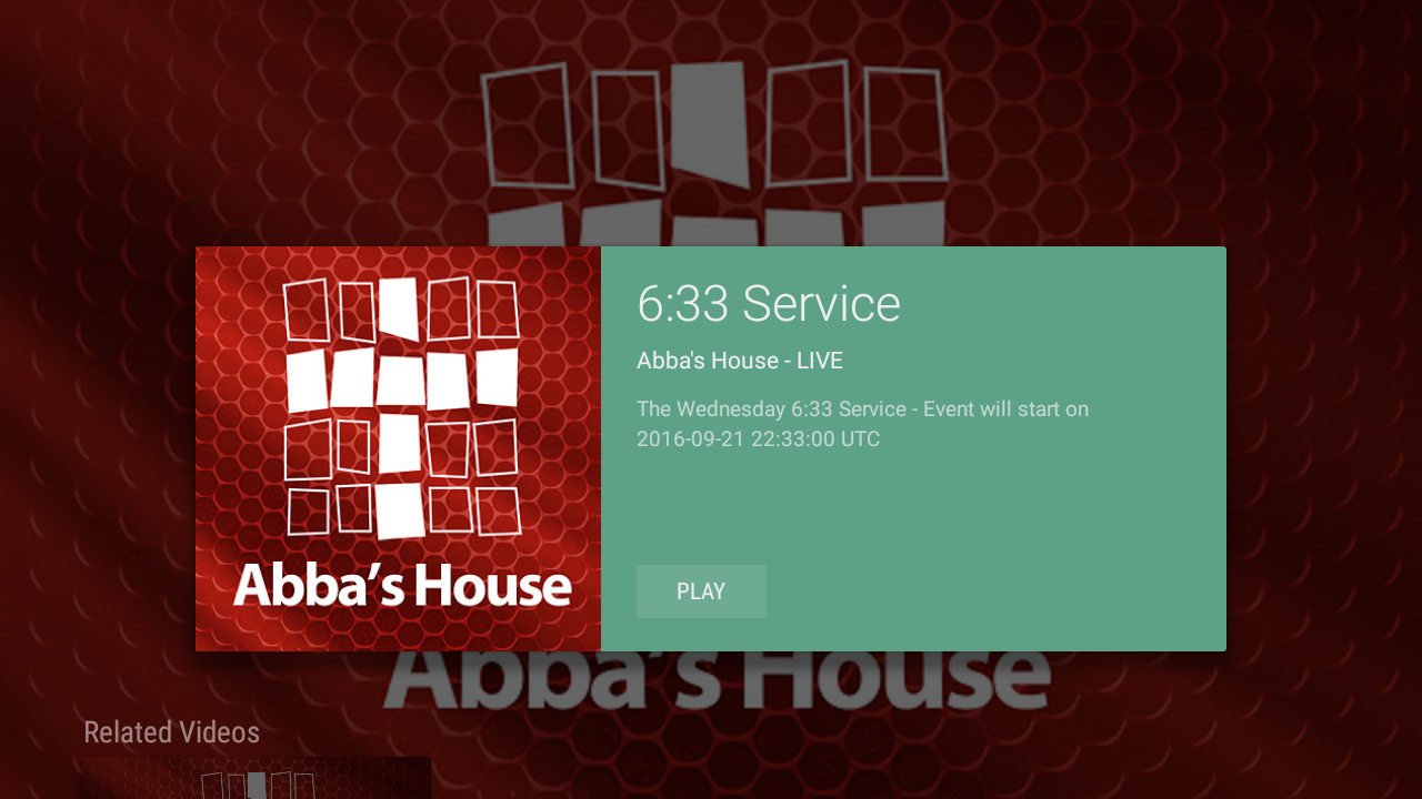 Abba's House- screenshot