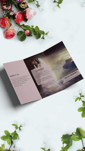 Brochure Template Maker & Business Catalog Maker for PC