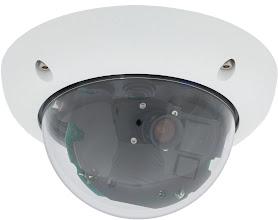 Photo: Mobotix D24 IP camera, white