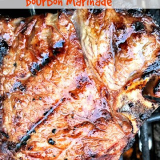 Grilled Steaks with Kentucky Bourbon Marinade and a ButcherBox Giveaway!.