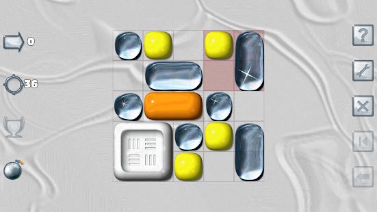 Sticky Blocks Sliding Puzzle- screenshot thumbnail