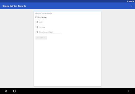 Google Opinion Rewards 7