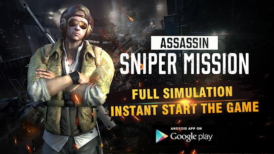 Assassin Sniper Mission 1