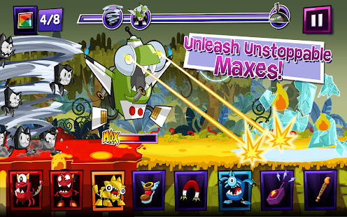 Mixels Rush- screenshot thumbnail