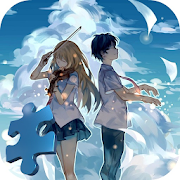 Anime Jigsaw Puzzle Game