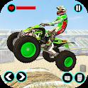 Xtreme Quad Bike Demolition Derby Racing Stunts icon