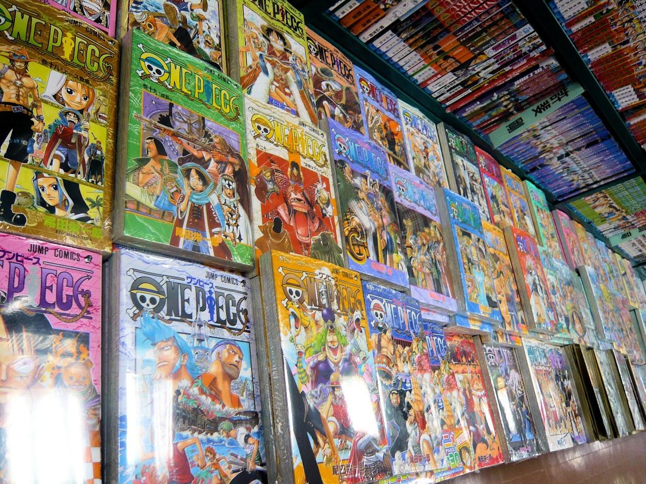 One Piece Manga Endlosmanga Carlsen Anime