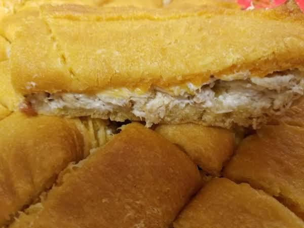 Chicken Bacon Ranch Crescent Casserole Recipe