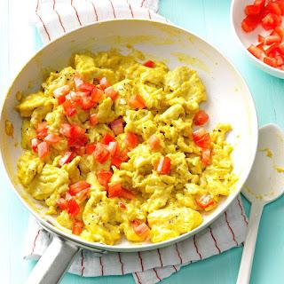Curry Scramble Recipe